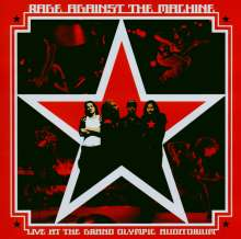 Rage Against The Machine: Live At The Grand Olympic Auditorium, 12./13.09.2000, CD
