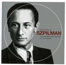 Wladyslaw Szpilman - The Original Recordings, CD