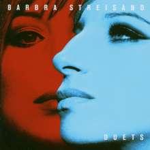 Barbra Streisand: Duets, CD