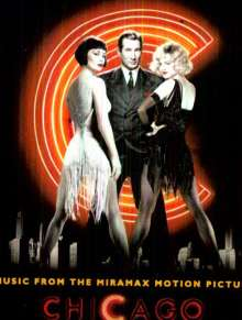 Filmmusik: Chicago, CD