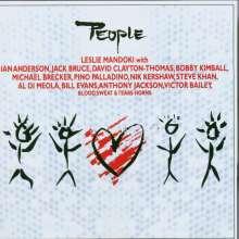 ManDoki Soulmates: People, CD