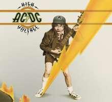 AC/DC: High Voltage (180g), LP