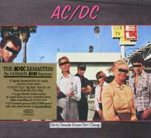 AC/DC: Dirty Deeds Done Dirt Cheap (Digipack), CD