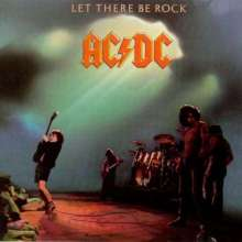 AC/DC: Let There Be Rock (180g), LP