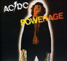 AC/DC: Powerage (180g), LP