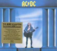 AC/DC: Who Made Who (Digipack), CD