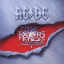 AC/DC: The Razor's Edge, CD