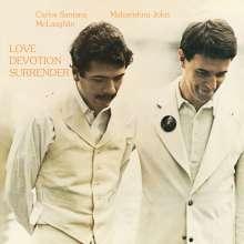 Carlos Santana & John McLaughlin: Love Devotion Surrender, CD