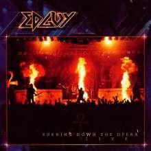 Edguy: Burning Down The Opera: Live, 2 CDs