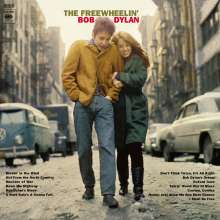 Bob Dylan: The Freewheelin', CD