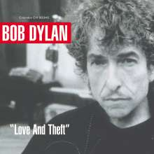 Bob Dylan: Love And Theft, CD