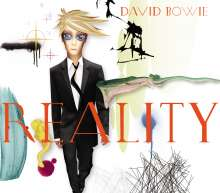 David Bowie: Reality, CD