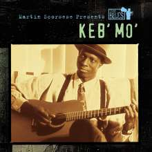 Keb' Mo': Martin Scorsese Presents The Blues, CD