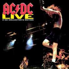 AC/DC: Live (180g) (Special Collector's Edition), 2 LPs