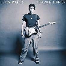 John Mayer: Heavier Things, CD
