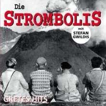 Strombolis: Gretes Hits, CD