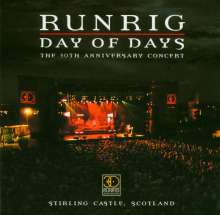 Runrig: Day Of Days - The 30th Anniversary Concert, CD