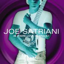 Joe Satriani: Is There Love In Space?, CD
