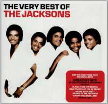 The Jacksons (aka Jackson 5): The Very Best Of The Ja, 2 CDs