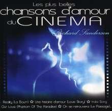 Richard Sanderson: Les Plus Belles Chansons D'Amo, CD