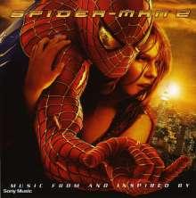 Filmmusik: Spiderman 2, CD