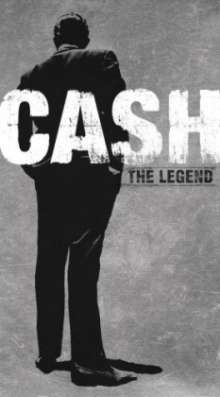 Johnny Cash: The Legend, 4 CDs