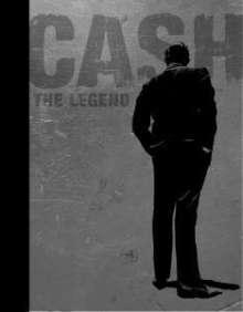 Johnny Cash: The Legend - Deluxe Edition  (5CDs + DVD), 5 CDs und 1 DVD