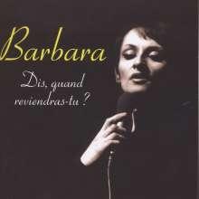 Barbara: Dis, Quand Reviendras-Tu, CD
