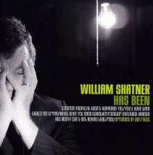 William Shatner: Has Been, CD