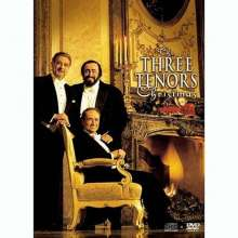The Three Tenors Christmas - Special Edition, 1 CD und 1 DVD
