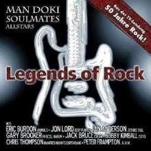 ManDoki Soulmates: Legends Of Rock, CD
