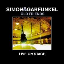 Simon & Garfunkel: Old Friends: Live On Stage, 2 CDs