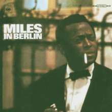 Miles Davis (1926-1991): Miles In Berlin, CD