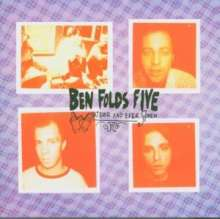 Ben Folds: Whatever And Ever Amen, CD