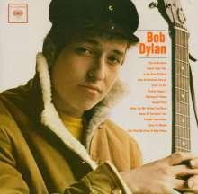 Bob Dylan: Bob Dylan, CD