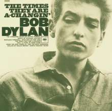 Bob Dylan: The Times They Are A-Changin', CD