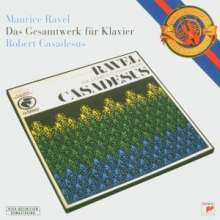 Maurice Ravel (1875-1937): Klavierwerke (Ges.-Aufn.), 2 CDs