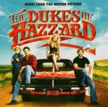 Filmmusik: The Dukes Of Hazzard, CD