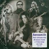 Aerosmith: O Yeah! Ultimate Hits, CD
