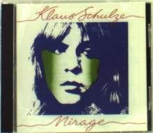 Klaus Schulze: Mirage, CD