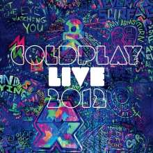 Coldplay: Live 2012, Blu-ray Disc