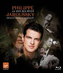 Philippe Jaroussky - Greatest Moments in Concert, Blu-ray Disc