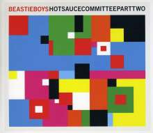 The Beastie Boys: Hot Sauce Committee Part Two, CD