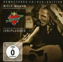 Wolf Maahn: Direkt ins Blut (Un)plugged (CD + DVD), 2 CDs