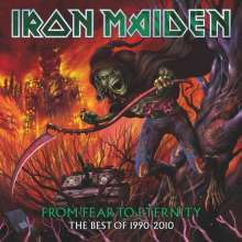Iron Maiden: From Fear To Eternity: The Best Of 1990 - 2010, 2 CDs