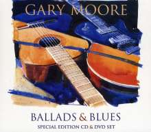 Gary Moore: Ballads & Blues (Special Edition) (CD + DVD), 2 CDs