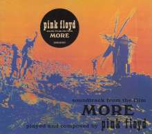 Pink Floyd: Music From The Film More (Remastered), CD