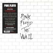 Pink Floyd: The Wall (remastered) (180g), 2 LPs