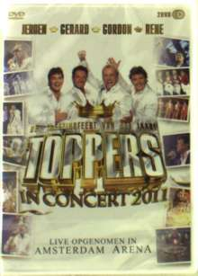 Rene Froger: Toppers In Concert 2011, 2 DVDs
