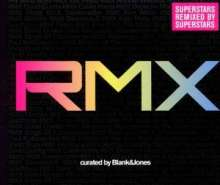 RMX - Curated by Blank & Jones, CD
